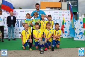2017 Petersburg Cup награждение