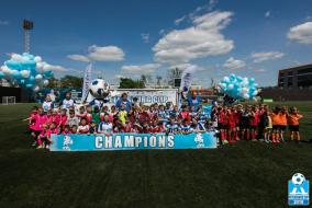 Награждение U7 и U8 Petersburg Cup-2018