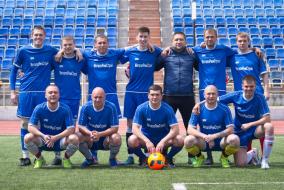 Командные фото Высшего Дивизиона ТТЛФ-2018/лето