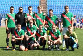 Командные фото Первого Дивизиона ТТЛФ-2018/лето
