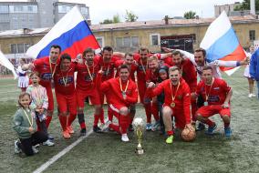 Football Unites 2018