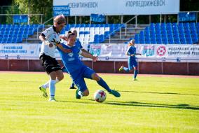 Первый матч 1/4 Кубка России: