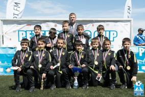Победители Petersburg Cup-2018
