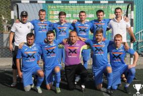 25 РКЛФ Золотой Кубок команды