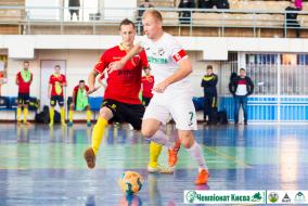 Фото матчу | Альтернатива-Сервит 3-0 Анреал-Atrix | Вища ліга 2 тур