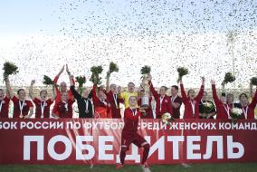 Финал Кубка России: