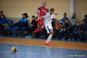 Мини-футбол 2018-2019. СуперЛига, 1 тур