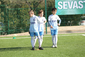 Матчи на стадионе 35 школы часть 1. Sevastopol Cup