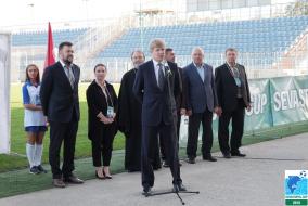 Sevastopol Cup. Награждение.