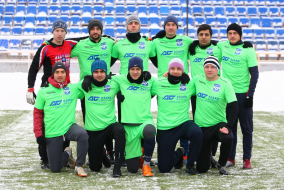Командные фото СуперЛиги ТТЛФ-2019/зима
