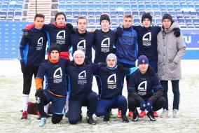 Командные фото Высшего Дивизиона ТТЛФ-2019/зима