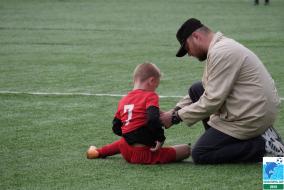 Матчи на стадионе Комсомольский парк. Sevastopol Cup-2018
