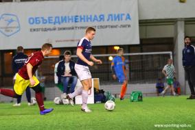 Спортманн - ФПИ - 0:2