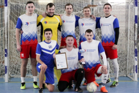 Серебряный Кубок дивизиона по футзалу 2019 г. 14 февраля