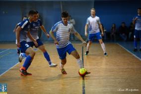 Мини-футбол 2018-2019. СуперЛига. 6 тур