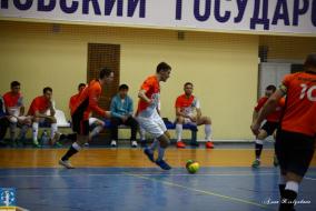 Мини-футбол 2018-2019. СуперЛига. 7 тур