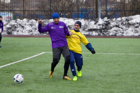 Нарзан - Петрович 0:0 - 16.03.2019