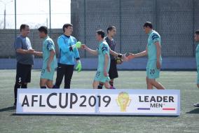 Кубок AFL 2019 | FC Prolog - UFPU