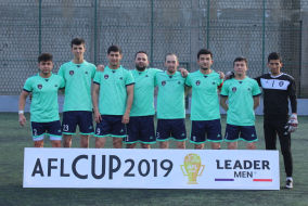 Кубок AFL 2019 | Sparta - Galaktikos