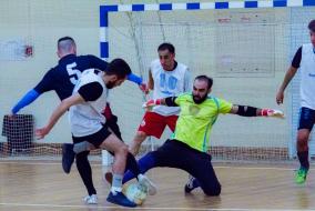 Плей-офф Д3. 1/4 финала. Иран - СпецСвязь. Первый матч