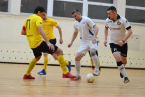 Плей-офф Д1. 1/2 финала. Второй матч. West — Минск Юнайтед.