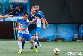 CFL 2019 | Group Stage | Gefest - FC Tashkent (2-я игра группового турнира)