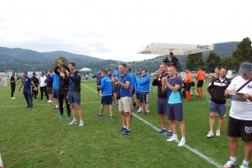 Лига чемпионов EMF 2018