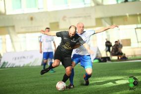 Динамо 86 vs Мансарда