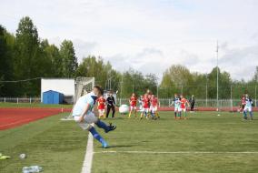 Региональный фестиваль футбола