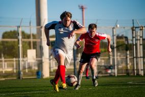 8 тур. Минск Юнайтед-2 - Бизонте Россонери