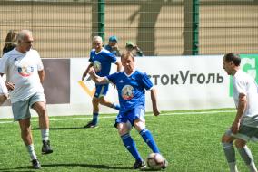 Гала-матч. Сборная НФЛ - Ветераны футбола - 01.06.2019