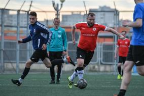 9 тур. МНК — Минск Юнайтед-2