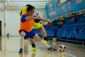 Летний турнир в зале. Звезда - DHL Minsk