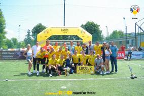 Кубок Чемпионов 2019 (Лига А) - Церемония награждения