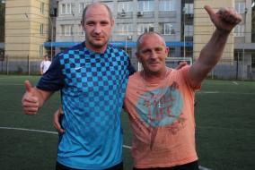 Чемпионат-2019. Матч САФ-НЕВА - СТРОЙИМПУЛЬС