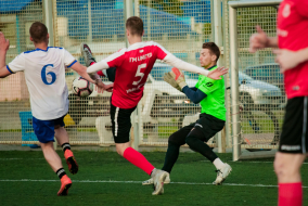 14 тур. Беларус Сперс - Минск Юнайтед-2