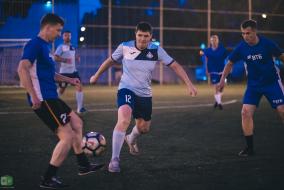 Чемпионат-2019. Матч ВТБ - КОСМОС-НЕФТЬ-ГАЗ