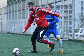 15 тур. 7 тонн-2 - Минск Юнайтед-2