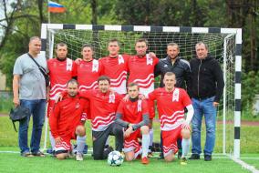Командные фото СуперЛиги ТТЛФ-2019/лето