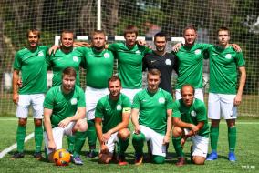 Командные фото Первого Дивизиона ТТЛФ-2019/лето