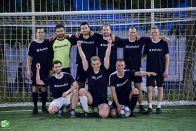 Чемпионат-2019. Матч DATAART - ЦЕНТРОБАНК
