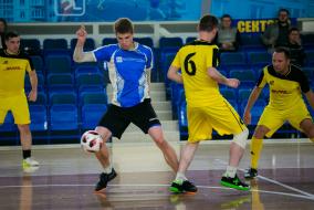 10 тур. DHL Minsk — МФК Штурм