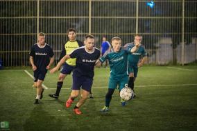 Чемпионат-2019. Матч ЭФКО- DATAART