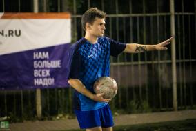 Чемпионат-2019. Матч ОФИСМАГ - САФ-НЕВА