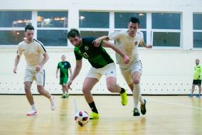 1/2 финала Открытого Кубка. FC WhiteStars - Напалм