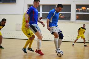 Матч за 3-е место Летнего кубка. Лестер — DHL Minsk.