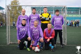 27 РКЛФ Ветеранский Кубок команды