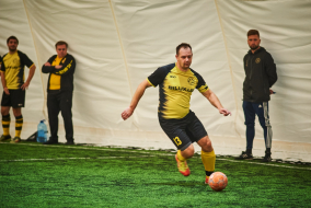 FC BILUX - ECLIPSE | НІКОФЛЕКС LEAGUE