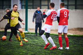 YOUNG BUSINESS CLUB - FC BILUX | НІКОФЛЕКС LEAGUE