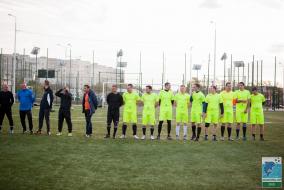 Матч: команда МВД против команды тренеров команд-участниц SEVASTOPOL CUP - 2019